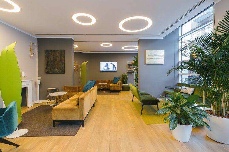 Facility management Paris Platinium